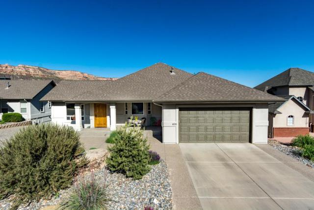 408 Mirada Court, Grand Junction, CO 81507 (MLS #20182831) :: The Grand Junction Group