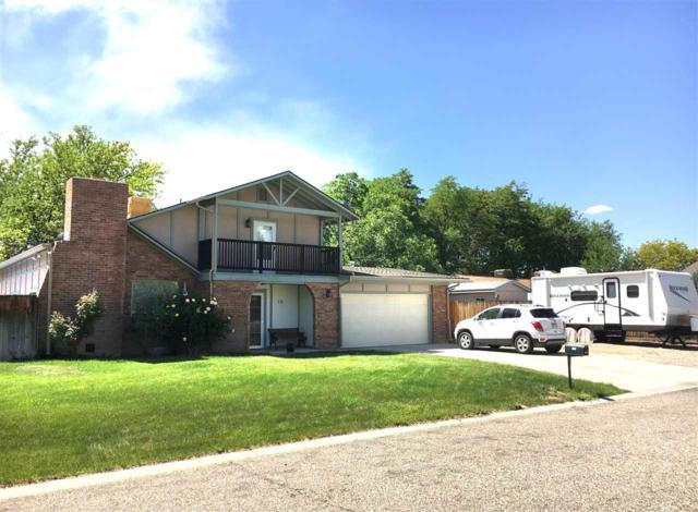 615 Serenade Street, Grand Junction, CO 81504 (MLS #20182848) :: The Christi Reece Group