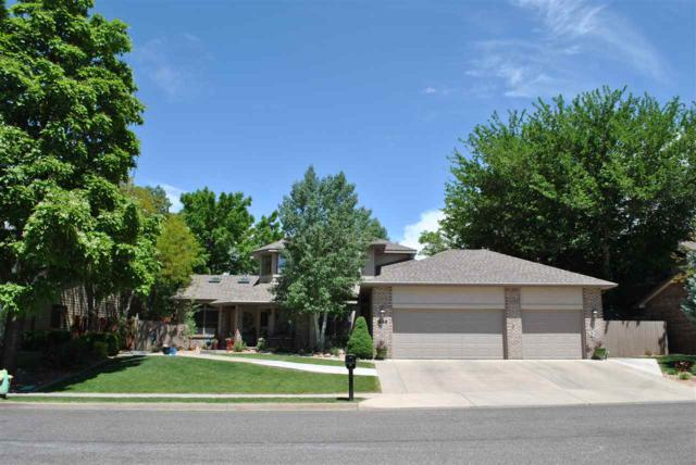 1546 Crest View Court, Grand Junction, CO 81506 (MLS #20182857) :: The Christi Reece Group