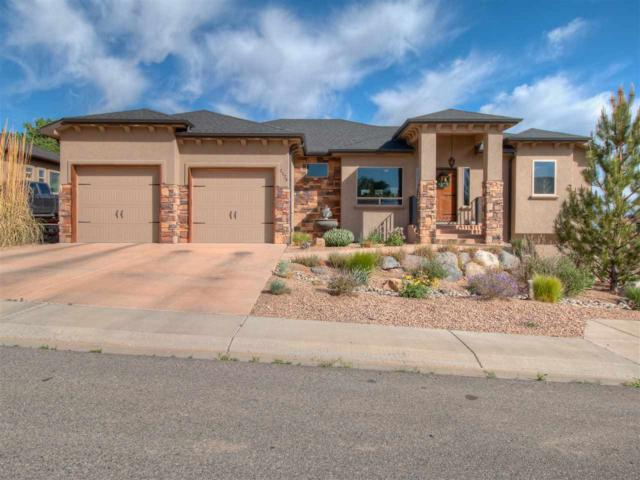 2124 Canyon Wren Court, Grand Junction, CO 81507 (MLS #20182867) :: Keller Williams CO West / Mountain Coast Group