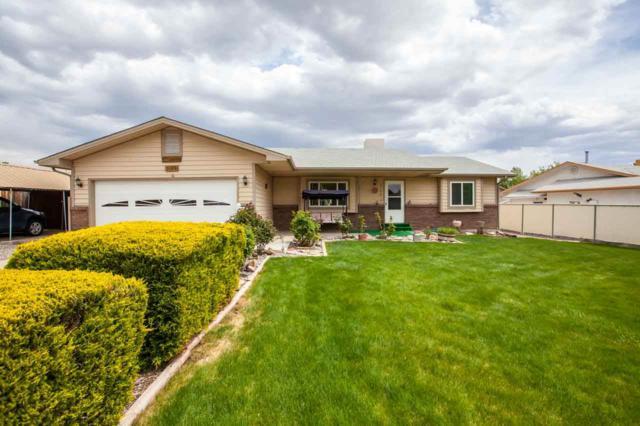 3106 Pine Cone Court, Grand Junction, CO 81505 (MLS #20182879) :: CapRock Real Estate, LLC