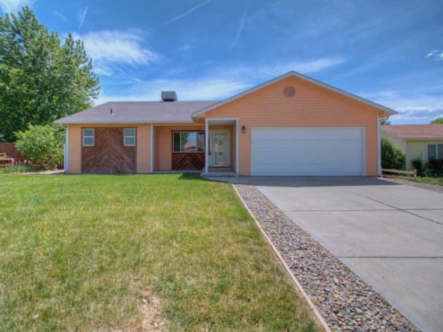 644 Pinewood Court, Grand Junction, CO 81504 (MLS #20182887) :: The Christi Reece Group