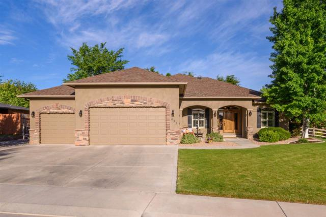 695 Tranquil Trail, Grand Junction, CO 81507 (MLS #20182892) :: Keller Williams CO West / Mountain Coast Group