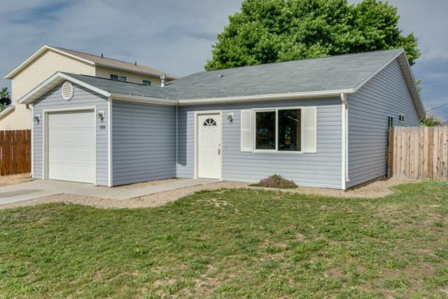 399 Summer Glen Drive, Grand Junction, CO 81501 (MLS #20182914) :: Keller Williams CO West / Mountain Coast Group