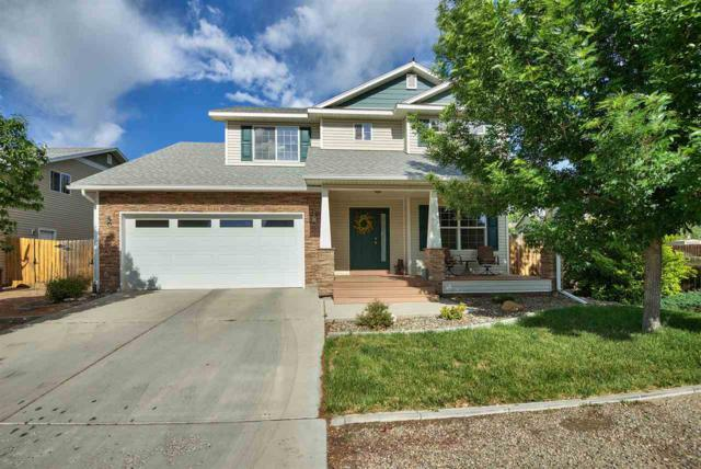 3130 Dublin Way, Grand Junction, CO 81504 (MLS #20182925) :: The Christi Reece Group