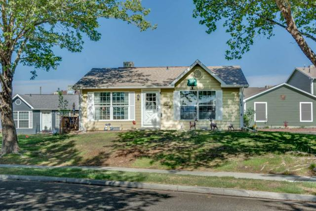 587 W Indian Creek Drive #1, Grand Junction, CO 81501 (MLS #20182940) :: The Christi Reece Group