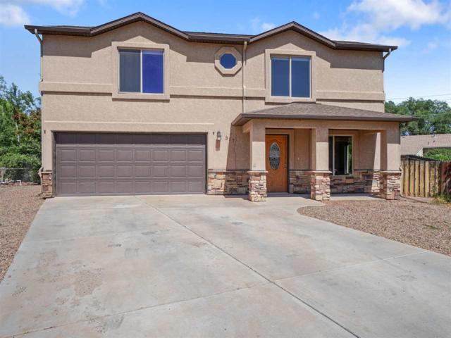 317 Carriage Hills Court, Grand Junction, CO 81503 (MLS #20182970) :: The Christi Reece Group