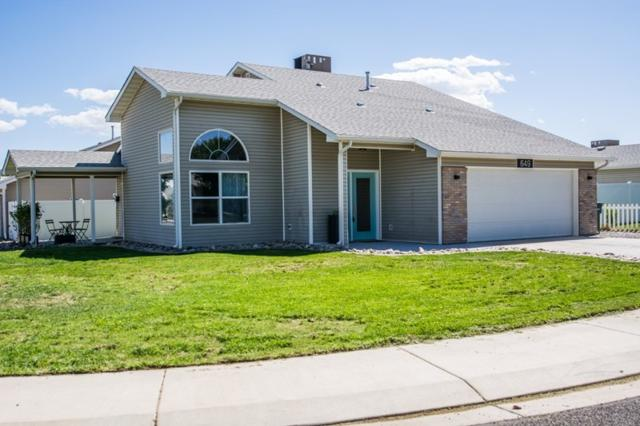 649 Longs Peaks Drive, Grand Junction, CO 81504 (MLS #20182974) :: The Christi Reece Group