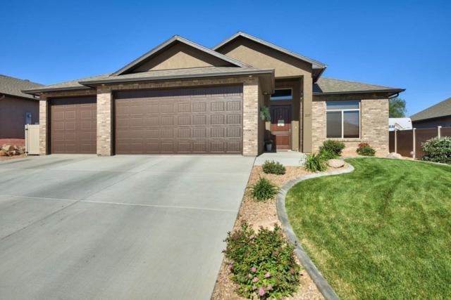 207 Basalt Court, Grand Junction, CO 81503 (MLS #20182980) :: CapRock Real Estate, LLC