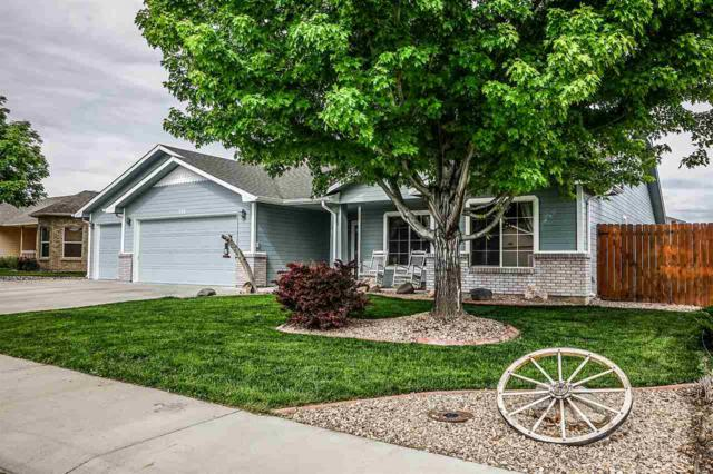 758 Placer Drive, Fruita, CO 81521 (MLS #20183044) :: The Christi Reece Group
