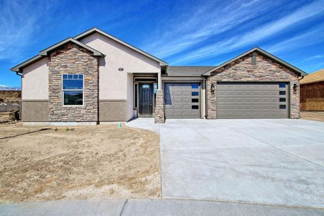 627 Ravine Court, Grand Junction, CO 81504 (MLS #20183090) :: The Borman Group at eXp Realty