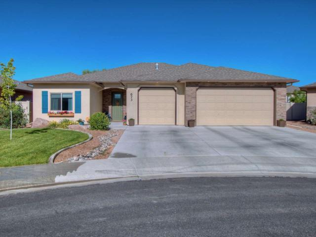 673 Turnberry Court, Grand Junction, CO 81504 (MLS #20183123) :: The Christi Reece Group