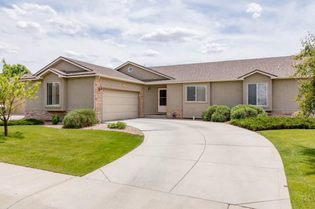 2495 Interlochen Court B, Grand Junction, CO 81505 (MLS #20183164) :: The Christi Reece Group