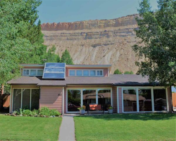 582 Rosa Street, Palisade, CO 81526 (MLS #20183193) :: CapRock Real Estate, LLC