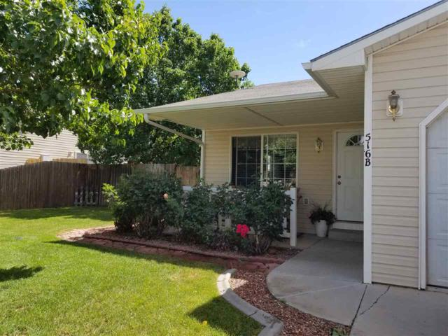 516 Amys Way B, Grand Junction, CO 81504 (MLS #20183270) :: The Christi Reece Group