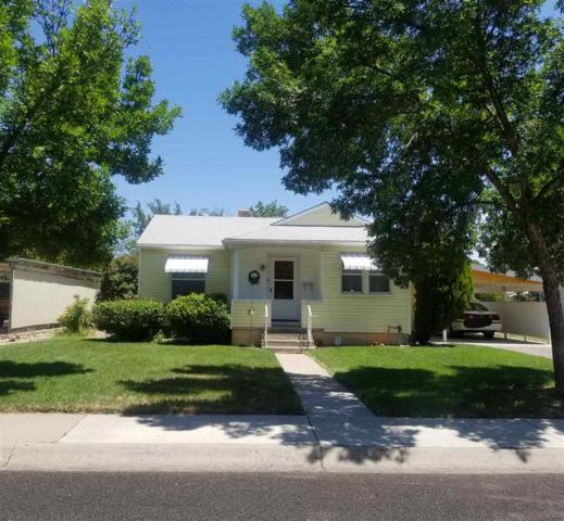1712 N 16th Street, Grand Junction, CO 81501 (MLS #20183342) :: The Christi Reece Group