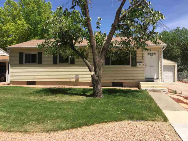 2124 N 21st Street, Grand Junction, CO 81501 (MLS #20183347) :: The Christi Reece Group