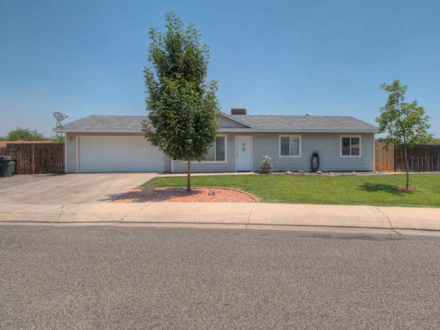270 Pinon Court, Grand Junction, CO 81503 (MLS #20183363) :: The Christi Reece Group