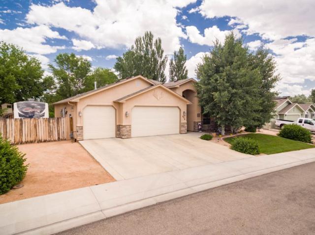 676 Kapota Street, Grand Junction, CO 81505 (MLS #20183475) :: The Christi Reece Group
