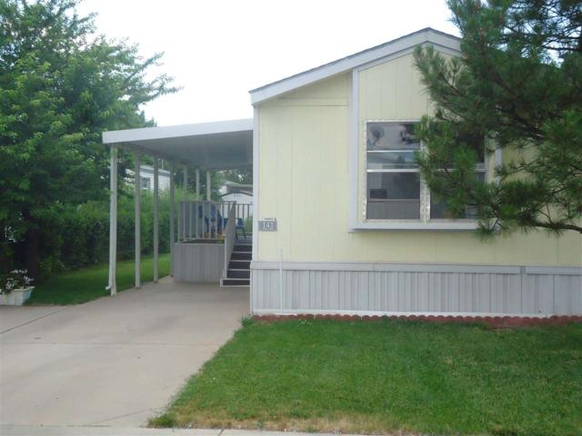 435 32 Road #141, Grand Junction, CO 81505 (MLS #20183508) :: CapRock Real Estate, LLC