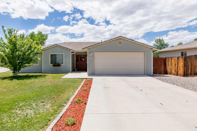 3152 Travee Court, Grand Junction, CO 81504 (MLS #20183511) :: The Borman Group at eXp Realty