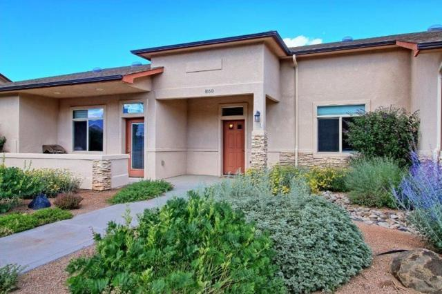 860 Montclair Drive, Palisade, CO 81526 (MLS #20183529) :: The Grand Junction Group