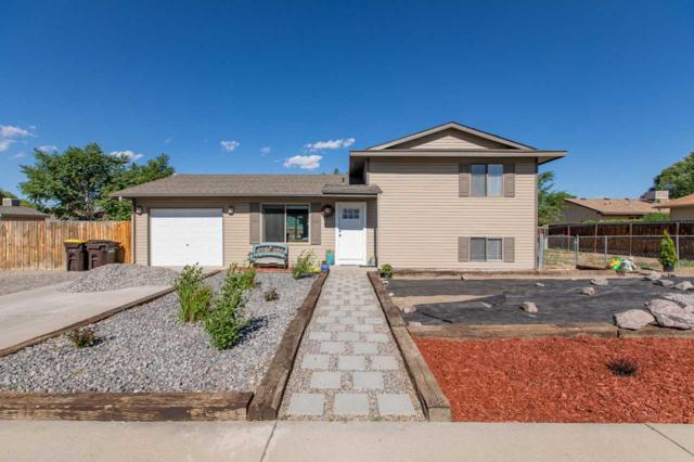 469 Bing Street, Grand Junction, CO 81504 (MLS #20183534) :: The Borman Group at eXp Realty