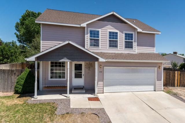 474 Morning Dove Drive, Grand Junction, CO 81504 (MLS #20183565) :: The Christi Reece Group