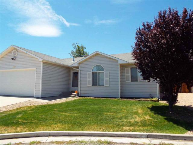 397 Dry Fork Court, Grand Junction, CO 81504 (MLS #20183699) :: The Borman Group at eXp Realty