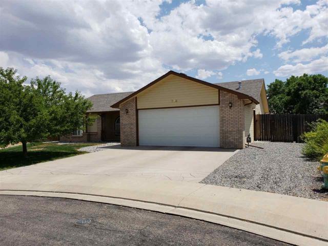 628 Shadowood Court, Grand Junction, CO 81505 (MLS #20183830) :: CapRock Real Estate, LLC