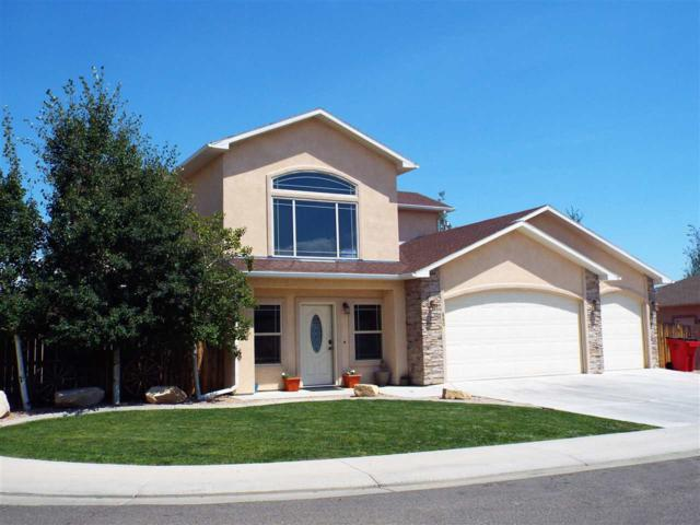 660 Allegheny Drive, Grand Junction, CO 81504 (MLS #20183870) :: The Borman Group at eXp Realty