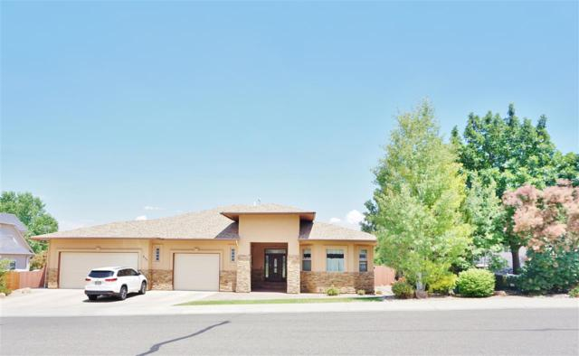 694 Tranquil Trail, Grand Junction, CO 81507 (MLS #20183872) :: CapRock Real Estate, LLC