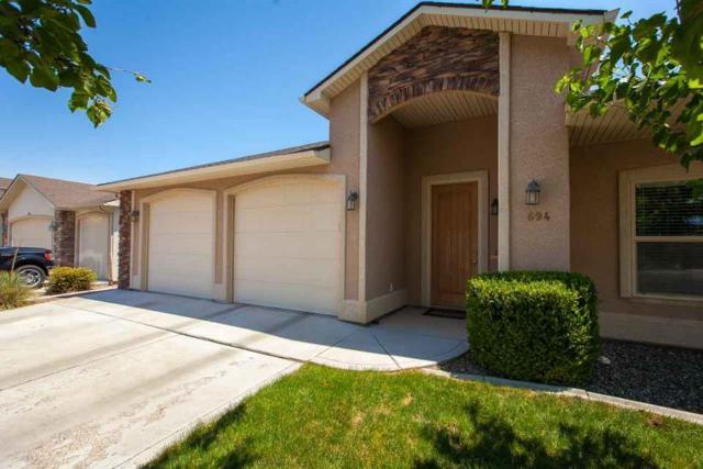 694 Miranda Street, Grand Junction, CO 81505 (MLS #20183945) :: CapRock Real Estate, LLC