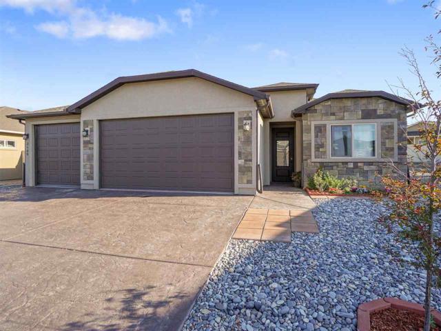 2480 Zenith Lane, Grand Junction, CO 81505 (MLS #20183955) :: CapRock Real Estate, LLC