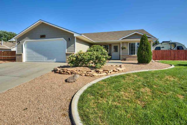 675 Garrett Way, Grand Junction, CO 81505 (MLS #20183976) :: CapRock Real Estate, LLC