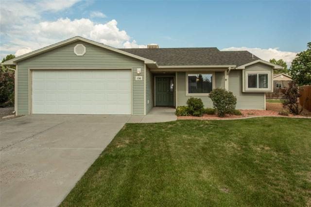 156 N Park Court, Fruita, CO 81521 (MLS #20183978) :: The Grand Junction Group