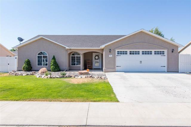 900 Dee Ann Street, Fruita, CO 81521 (MLS #20183981) :: CapRock Real Estate, LLC