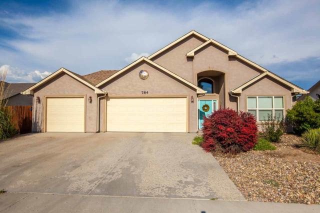 784 Placer Drive, Fruita, CO 81521 (MLS #20183991) :: Keller Williams CO West / Mountain Coast Group