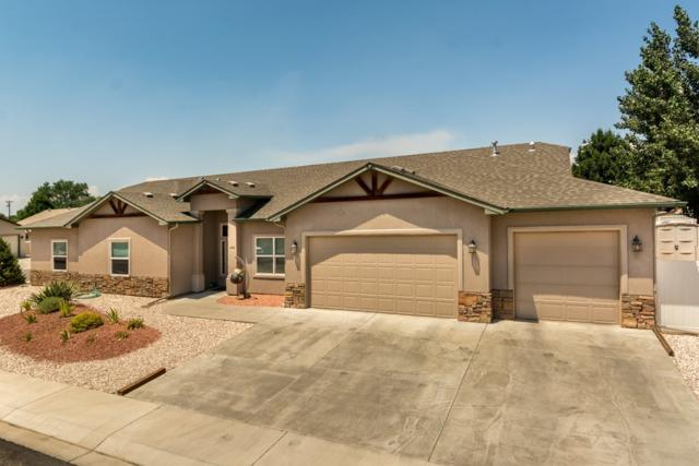 246 Mason Ridge Drive, Grand Junction, CO 81503 (MLS #20183999) :: CapRock Real Estate, LLC