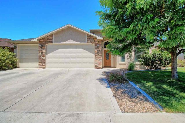 2516 Van Buren Avenue, Grand Junction, CO 81505 (MLS #20184008) :: CapRock Real Estate, LLC
