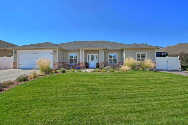 556 Beech Avenue, Fruita, CO 81521 (MLS #20184012) :: Keller Williams CO West / Mountain Coast Group