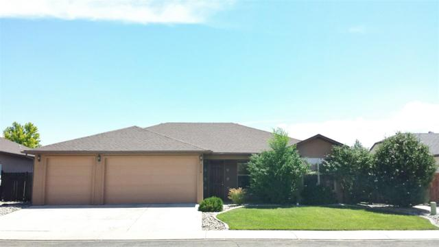 2519 Pierce Avenue, Grand Junction, CO 81505 (MLS #20184020) :: The Christi Reece Group