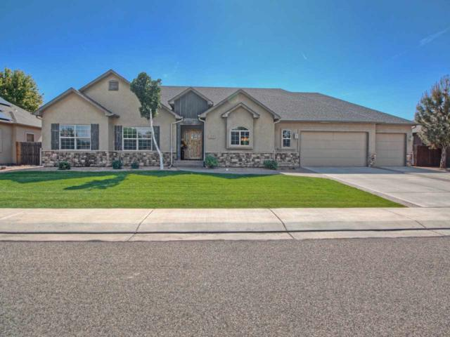 853 Mahogany Street, Fruita, CO 81521 (MLS #20184022) :: The Borman Group at eXp Realty