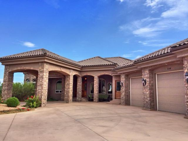 714 Washington Court, Grand Junction, CO 81507 (MLS #20184051) :: The Grand Junction Group