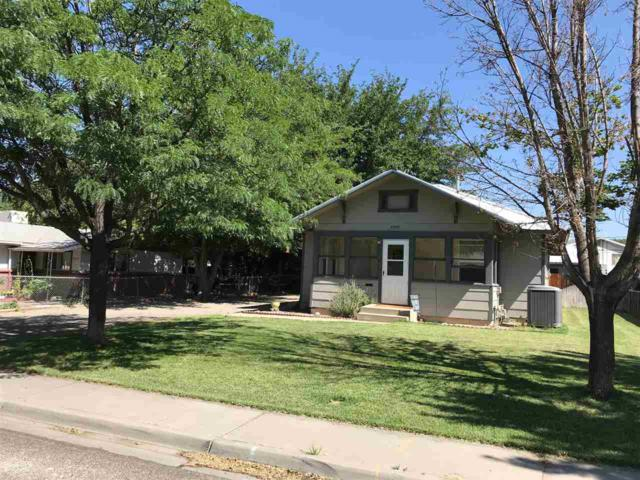 2858 Bunting Avenue, Grand Junction, CO 81501 (MLS #20184071) :: The Grand Junction Group