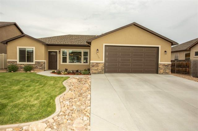 1154 Legacy Way, Fruita, CO 81521 (MLS #20184077) :: Keller Williams CO West / Mountain Coast Group