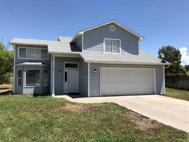 274 E Hanover Circle, Grand Junction, CO 81503 (MLS #20184086) :: The Grand Junction Group