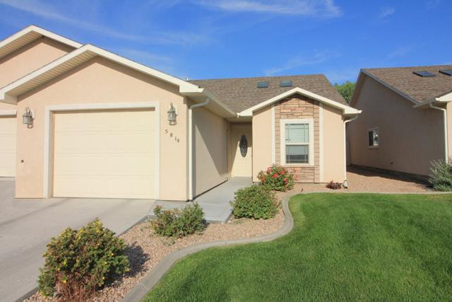 581 1/2 Belhaven Way, Grand Junction, CO 81501 (MLS #20184123) :: The Christi Reece Group