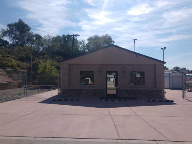 1608 Bass Street, Grand Junction, CO 81505 (MLS #20184136) :: The Christi Reece Group