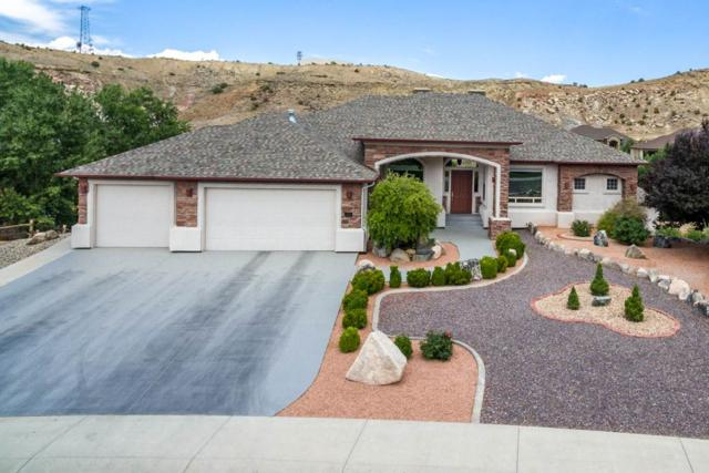 360 Caprock Drive, Grand Junction, CO 81507 (MLS #20184137) :: The Borman Group at eXp Realty